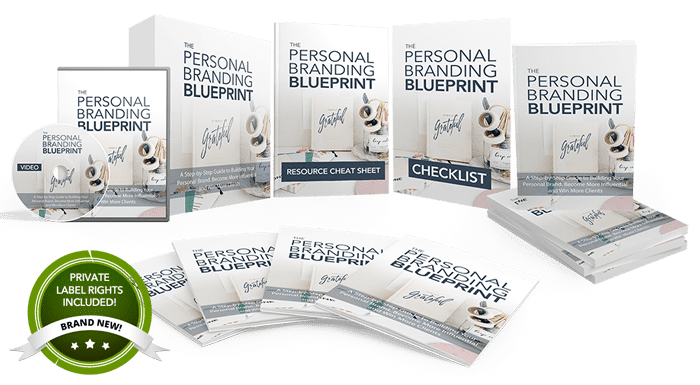 Unstoppable PLR – The Personal Branding Blueprint Free Download 12 SCREENSHOT